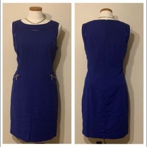 PETER NYGARD SHEATH DRESS